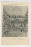 NAPOLÉON ET SON EPOQUE - Le Mariage Avec MARIE LOUISE - La Cérémonie Dans La Chapelle Du Louvre - Personnages Historiques