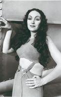 PHOTO POSTCARD Priscilla Lawson - Famous Ladies
