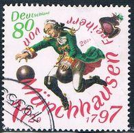 2020  300. Geburtstag Freiherr Hieronymus Von Münchhausen - [7] Federal Republic