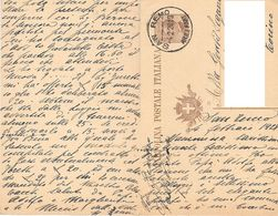 Cartolina Postale. Viaggiata 1928 Sanremo - Postcards