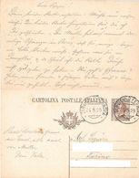 Cartolina Postale. Viaggiata 1929 Tarvisio - Postcards