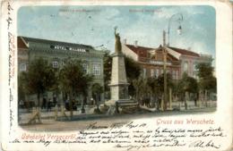 Gruss Asu Werschetz - Serbie
