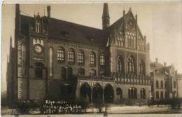 Riga - Cornarz Schule - Lettonie