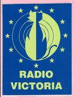 Sticker - RADIO - VICTORIA - Stickers