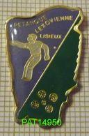 PETANQUE LEXOVIENNE LISIEUX  Dpt 14 Calvados - Pétanque