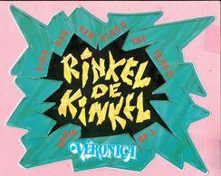Sticker - RADIO - VERONICA - RINKEL DE KINKEL - Stickers