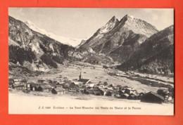 ZAO-27 RARE Hérens Evolène Avec La Vallée Jusqu'aux Haudères, Veisivi Et Perroc  Non Circulé. Jullien 1545 - VS Valais