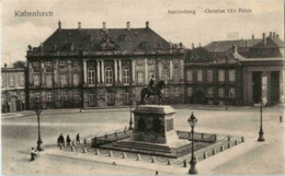 Kobenhavn - Amalienborg - Danemark