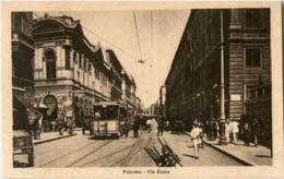 Palermo - Tram - Palermo