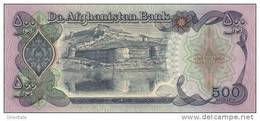 AFGHANISTAN P. 59 500 A 1979 UNC - Afghanistan