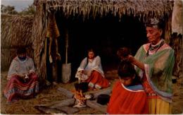 Seminole Indians - Native Americans
