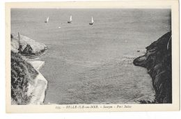 BELLE ILE EN MER (56) Sauzon Port Belloc - Belle Ile En Mer