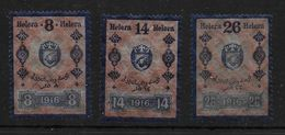 Österreich Bosniën Revenue Stamp Stempelmarke Fiscal 1916 - Bosnia Herzegovina