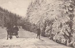 Sainte Croix - Col Des Etroits (édition Calame N°7 )- Scan Recto-verso - VD Vaud