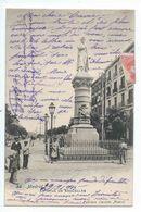 MADRID : Estatua De Arguelles - Fototipia Lacoste N°58 - Madrid