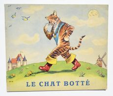 Enfantina / Le Chat Botté - Charles Perrault - Circa 1950, Hollande - Bücher, Zeitschriften, Comics