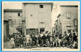 11 - Aude - Pennautier – La Place (N0307) - Andere Gemeenten