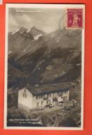 ZAO-36 Zermatt Pension Edelweiss Und Mischabel. GElaufen Nach Paris - VS Valais