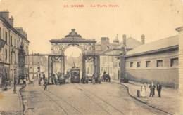 Reims - Tram, La Porte De Paris - Reims