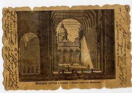 Bologna - Antica - Voltone E Chiesa Detta Del Baraccone - Formato Piccolo Viaggiata  – E 16 - Bologna
