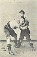 Themes Div-ref EE844- Sports - La Lutte - Enfants - Phot H Ephkon Wien - Vienne - Autriche  - - Wrestling