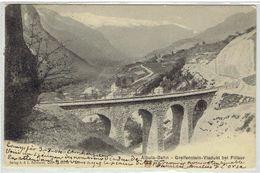 ALBULA-BAHN-GREIFENSTEIN- VIADUKT BEL FILISUR - Graubünden -  Schweiz - GR Grisons
