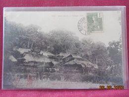 CPA - Bac-Kan - Village Tho - Vietnam