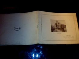 Vieux Papier Publicité Fromage Roquefort Livret Publicitaire De 1933 - Publicités