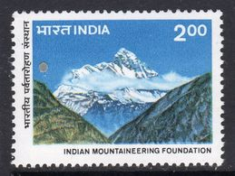 India 1983 25th Anniversary Of Mountaineering Federation, MNH, SG 1096 (D) - Nuovi