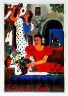 """CORDOBA 1936 -  Verso Blanc Vierge - CARTE POSTALE MODERNE (Reproduction D'affiche Ancienne) D'après """"Astruc"""" - Posters"""