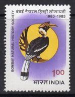 India 1983 Natural History Society Centenary, MNH, SG 1097 (D) - Nuovi