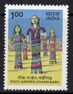 India 1983 Chandigarth Rock Garden, MNH, SG 1098 (D) - Nuovi