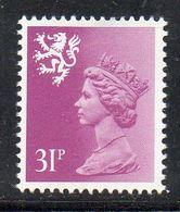 APR391 - GRAN BRETAGNA 1984, Unificato Scozia Regionali 31 P. N. 1160 Tipo 2 ***  MNH (2380A) - 1952-.... (Elizabeth II)