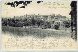 AVENCHES - Vue Générale - Vaud - Schweiz - Stempel Inf. Rekuten Schule 1903 - VD Vaud