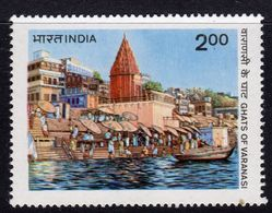 India 1983 5th Assembly Of World Tourism Organisation, MNH, SG 1101 (D) - Nuovi