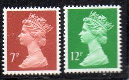 APR398 - GRAN BRETAGNA 1984, Unificato Serie. N. 1200/1201 ***  MNH (2380A) - 1952-.... (Elizabeth II)