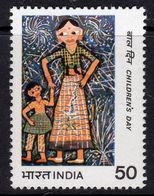 India 1983 Childrens Day, MNH, SG 1103 (D) - Nuovi