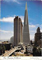 San Francisco. Holiday Inn And Transamerica Building. Non Viaggiata - San Francisco