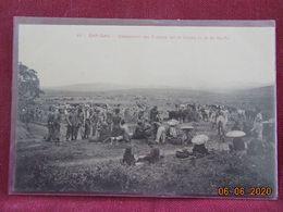 CPA - Dap-Cau - Campement Des Troupes Sur Le Champ De Tir De Ké-Taï - Vietnam