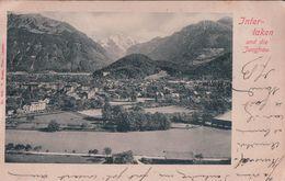 Inter-Laken Und Die Jungfrau (1900) - BE Berne