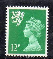 APR425 - GRAN BRETAGNA 1986, Unificato Regionali 12 P. N. 1207 Dent 15x14 ***  MNH (2380A) - 1952-.... (Elizabeth II)