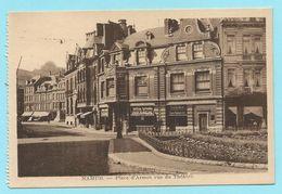 2048 - BELGIE - NAMEN - NAMUR - PLACE D'ARMES VUE DU THEATRE - Namur