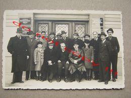 Serbia / Novi Sad - Agricultural Cooperative, Zemljoradnička Zadruga / Wheat Purchase Team - Photo Postcard ( 1940 ) - Serbie