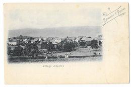 APPLES (Suisse) Vue Du Village - VD Vaud