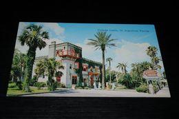 14416-              FLORIDA, ZORAYDA CASTLE, ST. AUGUSTINE - St Augustine
