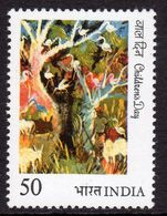 India 1984 Childrens Day, MNH, SG 1137 (D) - Nuovi