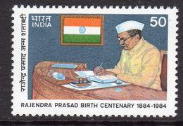 India 1984 Dr Rajendra Prasad Birth Centenary, MNH, SG 1140 (D) - Nuovi