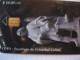 Télécarte De CUBA - Cuba