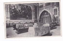 Belle CPSM Danemark, Cathédrale De Roskilde, Chapelle Christian IV. A Voyagé En 1939 (?) - Danemark