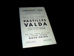IMAGE PIEUSE Bon Point De Catéchisme Publicité Pastille Valda  Laboratoire Naso Valda - Advertising